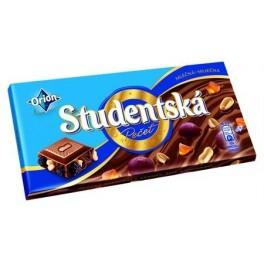 Studentská Pečeť Milchschokolade 200g